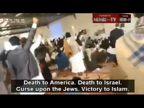Muslims Chant Death to America and Israel as Bomb Goes off in Yemen