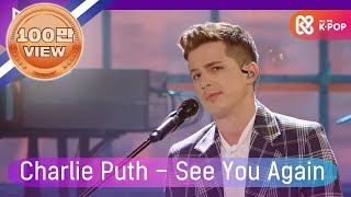 2018 MGA  Charlie Puth  See You Again