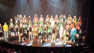 Drakensberg Boys Choir - South African Traditional Songs
