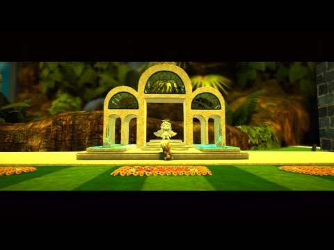 LittleBigPlanet 2 - Halo - A Love Story