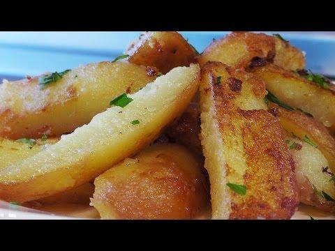 Картофель по-архиерейски видео рецепт. Великий пост.