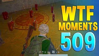 PUBG Daily Funny WTF Moments Highlights Ep 509