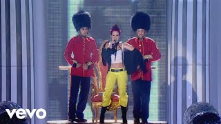 P!nk - Get the Party Started / Just Like a Pill (Live at the BRIT Awards 2003)