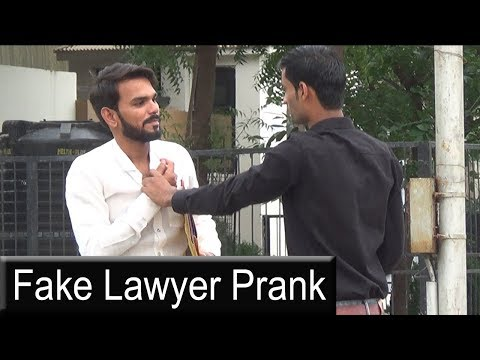 Fake Lawyer Prank | Bhasad News | Pranks In India 2018