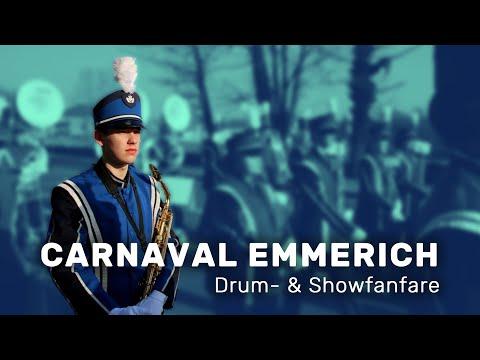 Carnavalsoptocht Emmerich 2015