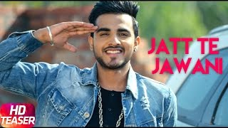 Jatt Te Jawani Teaser | Armaan Bedil | Releasing on 17th April | Speed Records