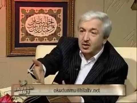 Tefsir - 095. ALAK (Kısa Surelerin Tefsirleri - Mehmet Okuyan)