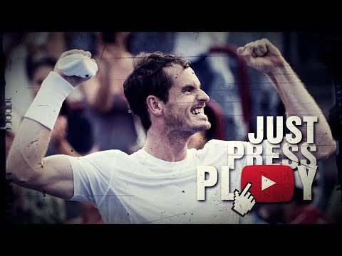 Andy Murray - Primed for action (HD)