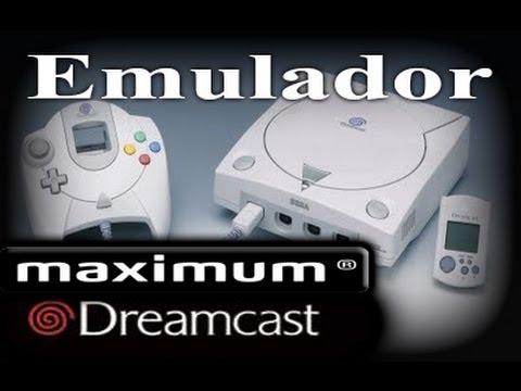 Video Aula Configurar Emulador de DreamCast ( 2013) NOVO!