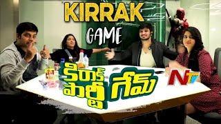 Kirrak Party Team soup Game | Nikhil | Samyuktha Hegde | Simran Pareenja | NTV