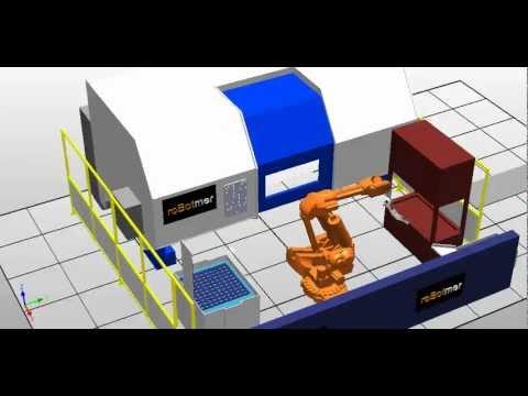 Metal Enjeksiyon Simülasyonu 1