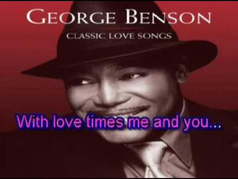 George Benson   Love X Love