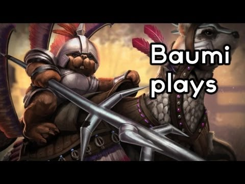 HoN TMM | SIR BENZINGMAN!! | Baumi plays Sir Benzington