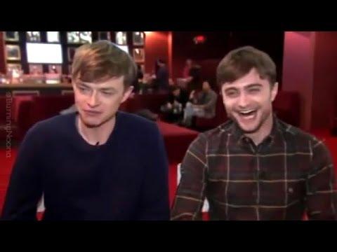 Daniel Radcliffe & Dane DeHaan Real-Life Bromance! Part 1