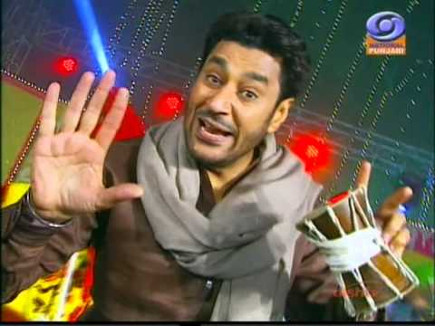 Baabe Bishne Di Baithak || Harbhajan Mann New Year 2013 & Hit Song video