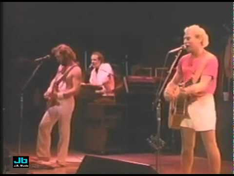 Jimmy Buffett - Whos The Blonde Stranger