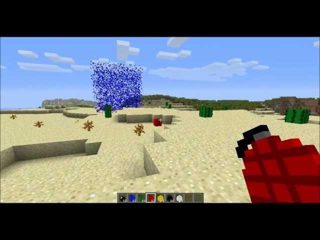 minecraft mod TNT ke stažení + instalace v cz