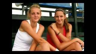 Karolina & Kristyna Pliskova — Tracing Footsteps