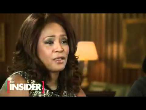 The Insider: Whitney Houston  Talks about Aaliyah  with Jordin Sparks  - Sparkle Interview 2011