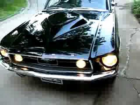 1967 Mustang GT Fastback 427 Tunnel Port