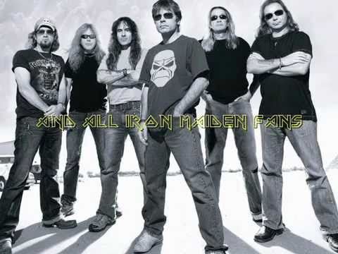 Up the Irons (An Epic Hymn to Iron Maiden) Part #1
