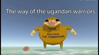 VRCHAT - The story of Uganda warriors