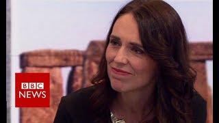 New Zealand PM Jacinda Ardern: 'I'm a mother, not a superwoman' - BBC News