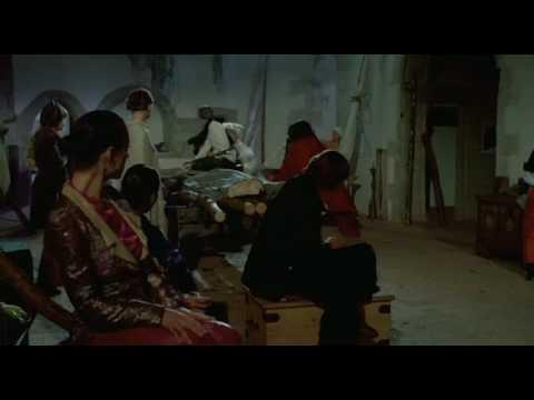 Noroît (une vengeance) Revenger's Tragedy scene