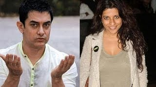 'Talaash' Is A Real Life Story Of Zoya Akhtar - Aamir Khan Reveals
