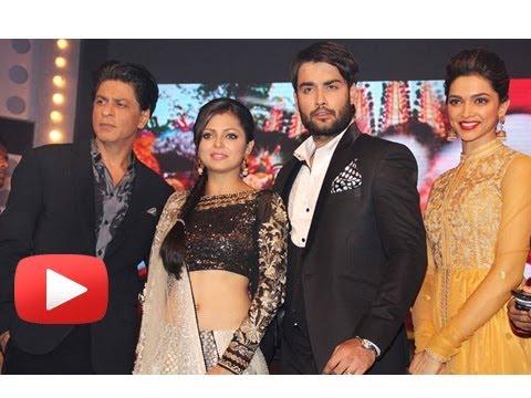 Shahrukh Khan And Deepika Padukone Meets Drashti Dhami And Vivian D'sena | موفيزهوس منوعات