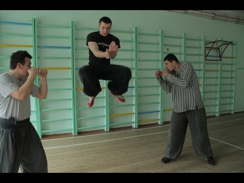 The World: Combat Hopak - Ukraine's Martial Art Based on a Traditional Dance