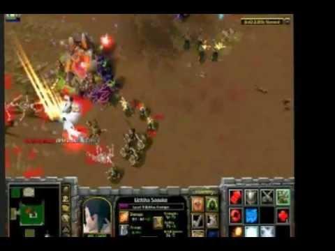 BVO Sasuke gameplay