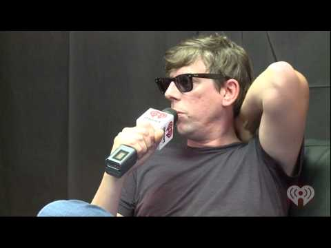iHeartRadio @ Lollapalooza: Patrick Carney of The Black Keys