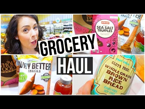 Trader Joes & Whole Foods Haul!