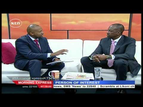 Person of Interest: Radio Africa Chairman Kiprono Kittony