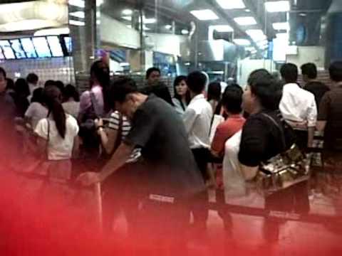 krispy kreme booming in Thailand