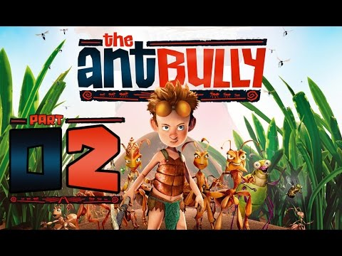 The Ant Bully Walkthrough Part 2 (Wii, PS2, Gamecube, PC) - Critter Attack!