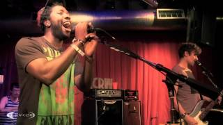 "Bloc Party performing ""Octopus"" Live at KCRW's Apogee Sessions"