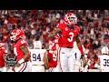 Auburn Tigers vs. Georgia Bulldogs   2020 College Football Highlights