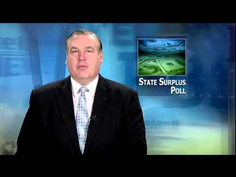 Minnesota State Surplus Poll Results  Lakeland News at Ten  January 26, 2016