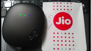 Solution to Check 4G Data Balance of Reliance Jio 4G MiFi JioFi Hotspot