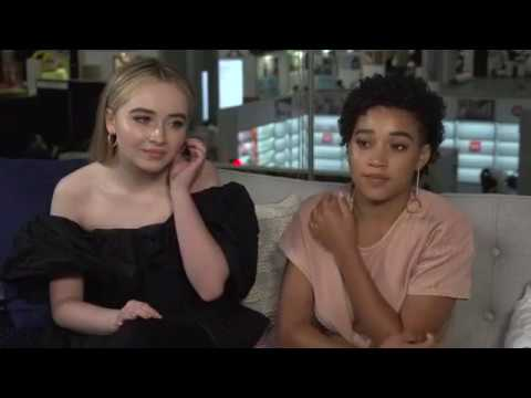 Sabrina Carpenter, Angie Thomas, Amandla Stenberg, & George Tillman Jr. Live From Book Con In NYC!