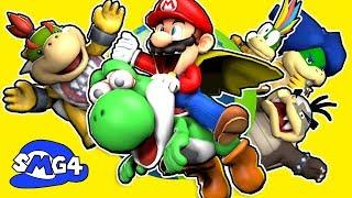 SMG4: Stupid Mario World