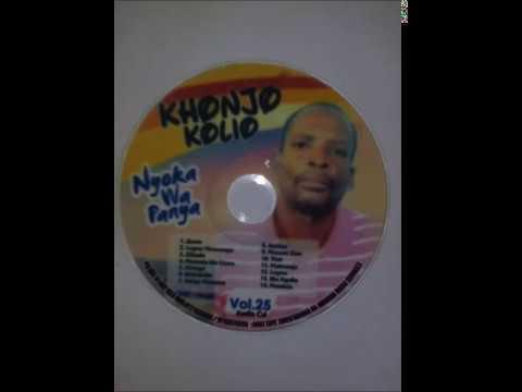 Khonjo Kolio No  25 Nyoka wa Panya