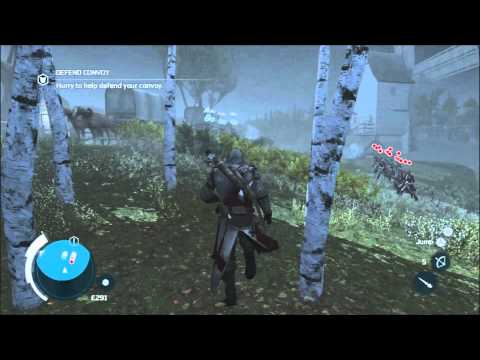 Defend the Convoy - Frontier - Assassin's Creed 3