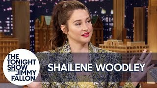 Shailene Woodley Shares Her Favorite Meryl Streep Memory from Big Little Lies