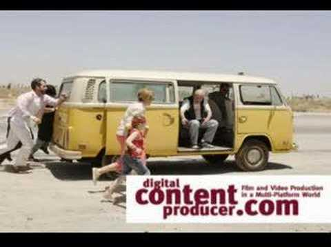 """Little Miss Sunshine"" Directors Faris And Dayton"
