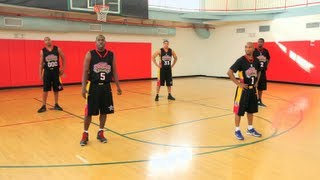 What Is Zone Defense? | Basketball