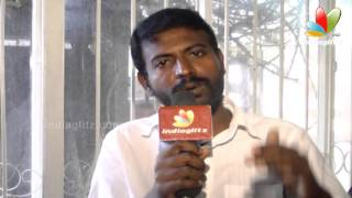 Vathikuchi - Vathikuchi Team Speaks | Interview | AR Murugados - Anjali - Dileepan - Ghibran | Tamil Movie