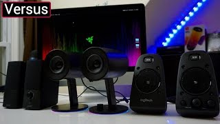 Razer Nommo Chroma Vs Logitech Z623 Vs Bose - Are Looks Really Everything?